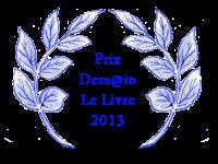 Prix Dem@in le livre - Bleu de Toi, meilleure application jeunesse